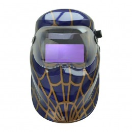 Careta Electronica Autosombra Spider Azul California Machinery CALSN005-KIT CALSN005-KIT CALIFORNIA MACHINERY