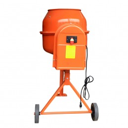 Revolvedora De Concreto 120 Litros 3/4 Hp 550 Watts Electrica California Machinery CALT120C CALT120C CALIFORNIA CONSTRUCTION