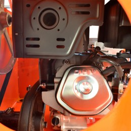 Revolvedora De Concreto 260 Lts 13Hp 1 Saco 27-37 Rpm Motor Honda California Machinery CALT13MG1SKITH CALT13MG1SKITH CALIFORN...