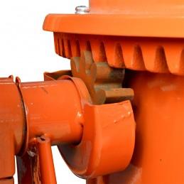 Revolvedora De Concreto 140 Litros 3/4 Hp 550 Watts Electrica California Machinery CALT140C CALT140C CALIFORNIA CONSTRUCTION