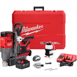 "Taladro Electromagnetico 1-1/2"" Inalambrico M18 Milwaukee 2787-22 MIL2787-22 MILWAUKEE"