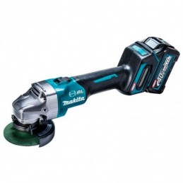 Esmeriladora Inalambrica 115mm XGT Litio-Ion MAKITA MAKGA004GM201 MAKGA004GM201 MAKITA HERRAMIENTAS
