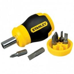Desarmadores Pro Juego 6 Piezas Stanley STHT66532 STNSTHT66532 STANLEY
