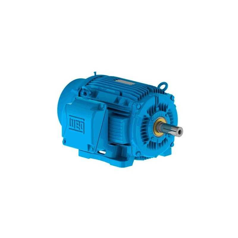 Motor Trifasico 10 Hp 4 Polos 12860551 WEG WEG0105 WEG0105 MOTORES WEG