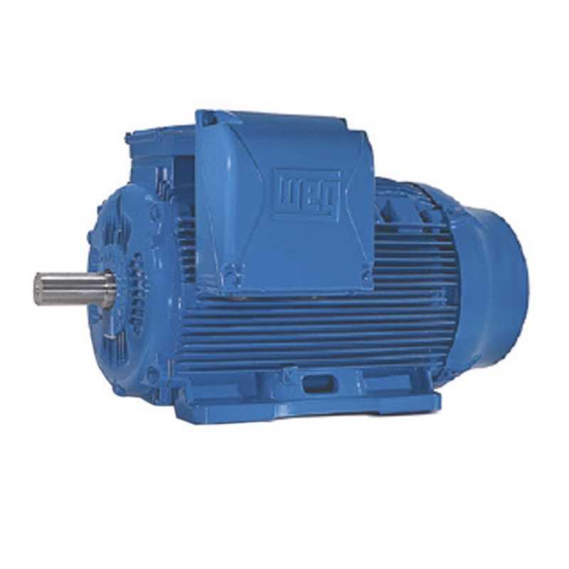 """Motor Trifásico 7 1/2 Hp Brida """"C"""" 4 Pol 12860619 W22 WEG WEG0350 WEG0350 MOTORES WEG"""