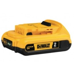 Batería Dewalt 20v Max 2.0 Ah Iones De Litio Dcb203 Bate054 DEWALT DWDCB203 DWDCB203 DEWALT