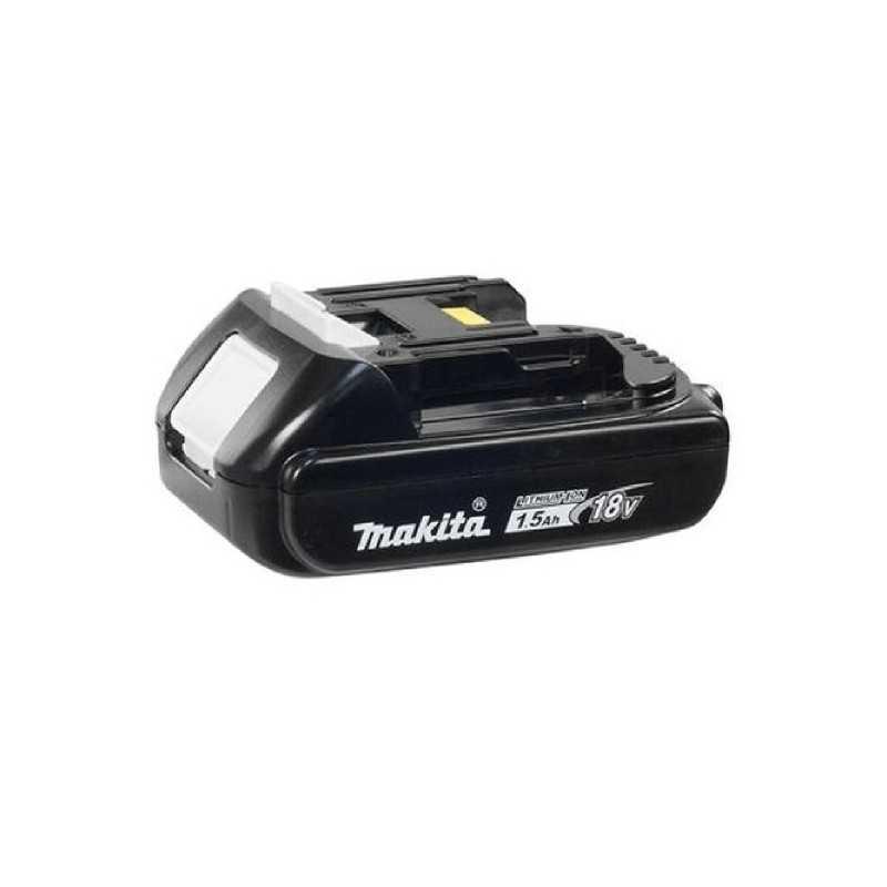 Bateria 1.5 Ah 18 Volts Lithion-Ion MAKITA ACCESORIOS 1981871 1981871 MAKITA ACCESORIOS