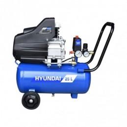Compresor de Aire 25 L 2.5 HP 115 Psi HYUNDAI HYU-HYAC25K HYU-HYAC25K HYUNDAI
