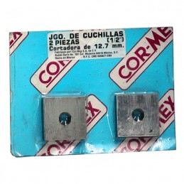 Cuchilla Para Cortadora Varilla 1/2' CORMEX COR002 COR002 CORMEX