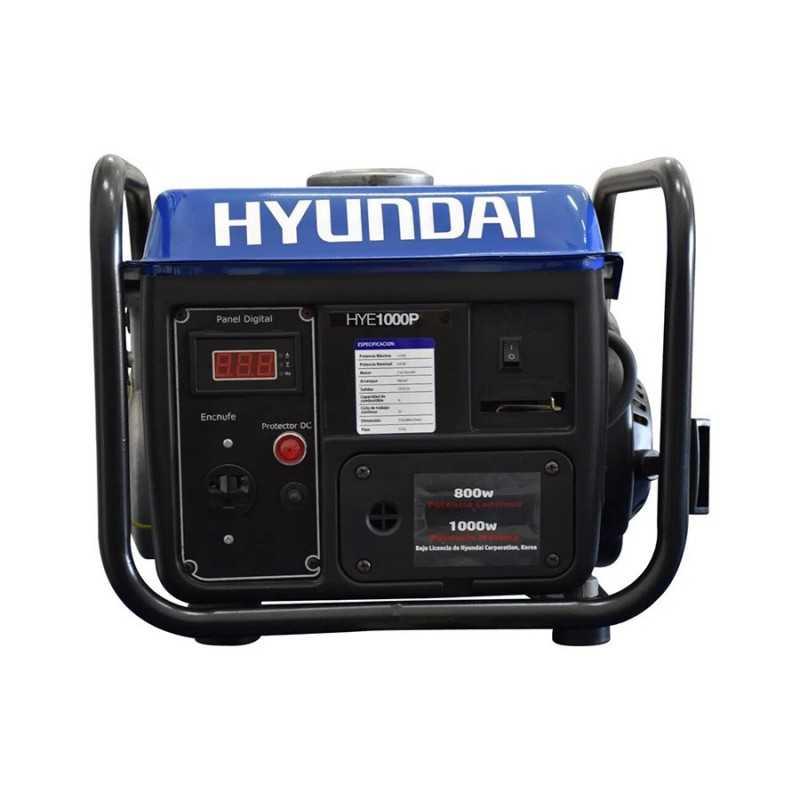 Soldadora Generador Hyundai C/Mot 15 Hp 3800W Hye3800Ps HYUNDAI HYU-HYE3800PS HYU-HYE3800PS HYUNDAI