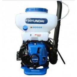 Fumigadora de motor de polvo y líquidos para uso agrícola con tan HYUNDAI HYU-HYD4514 HYU-HYD4514 HYUNDAI