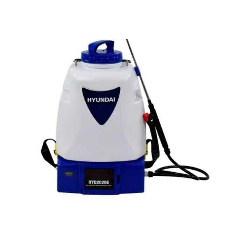 Fumigadora Eléctrica para uso agrícola 20 LTS HYUNDAI HYU-HYD2020E HYU-HYD2020E HYUNDAI