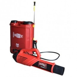 Fumigadora eléctrica para uso agrícola con capacidad de tanque de HYUNDAI HUSKY-SETBUSTER HUSKY-SETBUSTER HYUNDAI