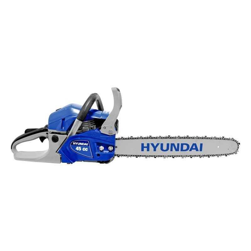 Motosierra 2.5 Hp 45 Cc HYUNDAI HYU-TURBO600XT HYU-TURBO600XT HYUNDAI