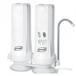 Equipo Purificador De Agua NT-2W De uso Domestico De 2 Etapas EVANS VNT-2W VNT-2W EVANS