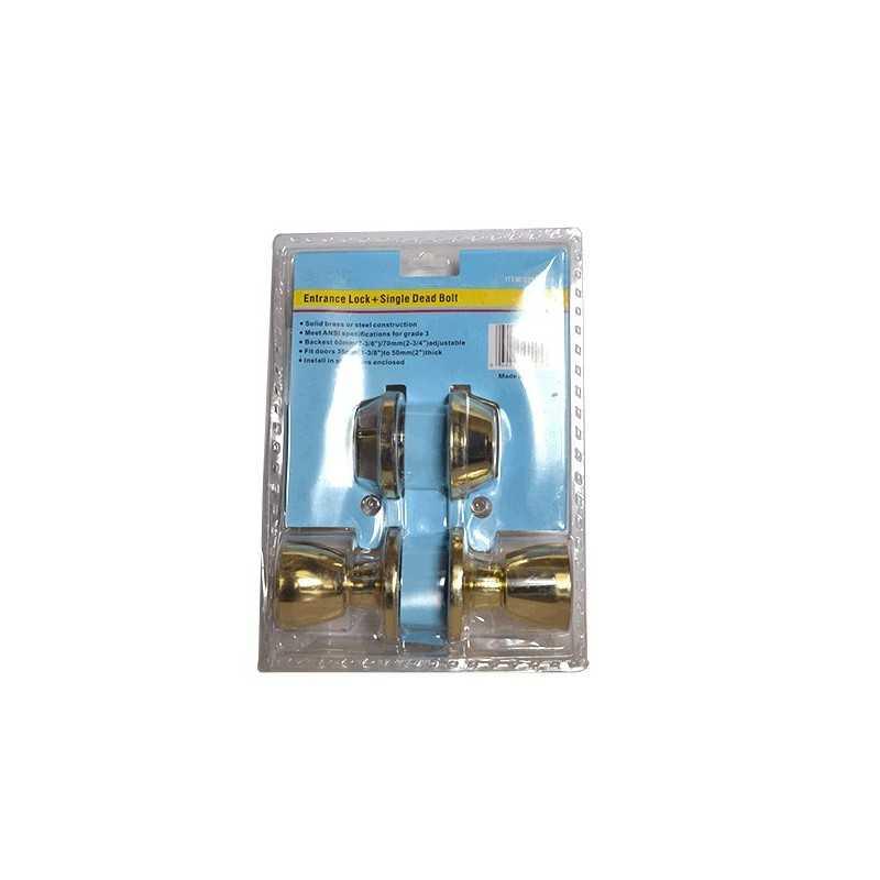 Cerradura con Cerrojo Sencilla HOTECHE HP9005 HP9005 HOTECHE