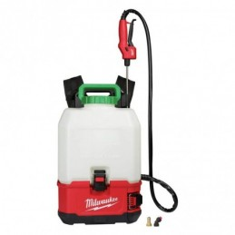 Pulverizador De Hormigon 18 Switch Tank 4-Gallon MILWAUKEE MIL2820-20PC MIL2820-20PC MILWAUKEE