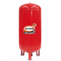 Tanque Hidroneumatico De Membrana 130 Litros Vertical Evans Eqth130Ve VEQTH130VE EVANS