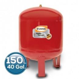 Tanque Hidroneumatico De Membrana 150 Litros Vertical Evans Eqth150Ve VEQTH150VE EVANS