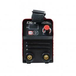 Mini Soldadora Inversora Portátil 100 AMP ADIR 6706 ADIR06706 ADIR