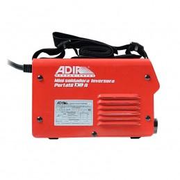 Mini Soldadora Inversora Portil 100 AMP ADIR 6706 ADIR06706 ADIR