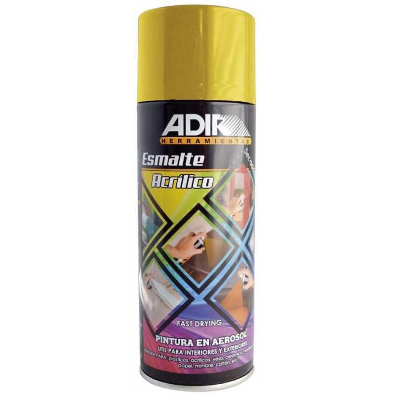 PIntura en aerosol negro mate ADIR ADIR9500-12 ADIR9500-12 ADIR