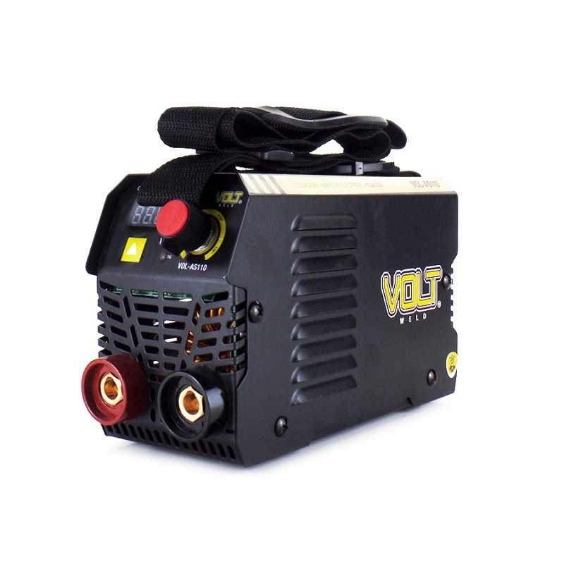 Soldadora Inversora Mini 120 Amp AXTECH CEN-VOL-AS110 CEN-VOL-AS110 AXTECH