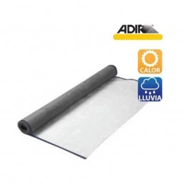 Tela Mosquitero Plastica Reforzada Gris 1.50 cm x 30 m ADIR ADIR02275 ADIR02275 ADIR