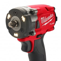 Juego de llave de impacto compacta M18 FUEL ™ 3/8 con anillo de fricción CP2.0 MILWAUKEE 2854-22CT MIL2854-22CT