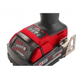 Llave de impacto de torque medio M18 FUEL ™ 3/8 con juego de anillos de fricción MILWAUKEE 2960-22 MIL2960-22