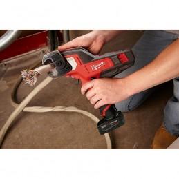 Kit de cortadora de cables de 600 MCM M12™ MILWAUKEE 2472-21XC MIL2472-21XC
