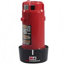 Bateria m4 MILWAUKEE ACCESORIOS AMIL48112001 AMIL48112001 MILWAUKEE ACCESORIOS