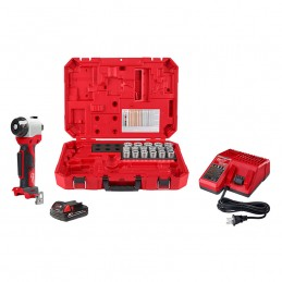 Kit pelacables M18 ™ para Cu THHN / XHHW MILWAUKEE 2935CU-21 MIL2935CU-21