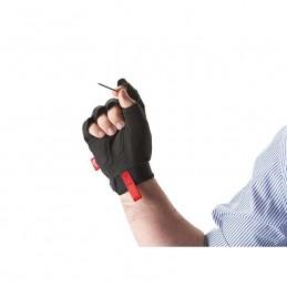 Guantes sin dedos de alto rendimiento M MILWAUKEE 48-22-8741 AMIL48228741