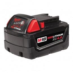 Batería de capacidad prolongada M18™ REDLITHIUM™ XC 4.0 MILWAUKEE 48111840 AMIL48111840
