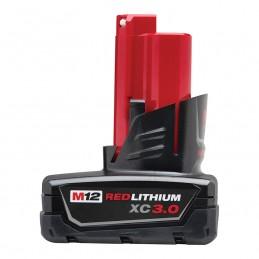Batería REDLITHIUM™ M12™ XC de alta capacidad MILWAUKEE 48112402 AMIL48112402