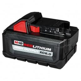 Batería M18™ REDLITHIUM™ HIGH OUTPUT™ XC6.0 MILWAUKEE 48111865 AMIL48111865