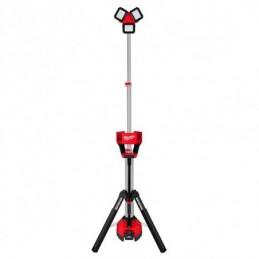 Torre De Iluminacion M18 Rocket (Luz /Cargador) - Kit MIL2136-21 MILWAUKEE ACCESORIOS