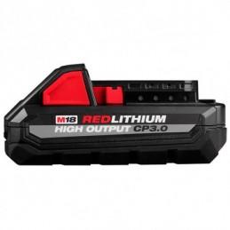 Bateria Gran Capacidad Cp3.0 Amp Hd Paquete De 2Pzs. AMIL48111837 MILWAUKEE ACCESORIOS