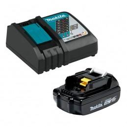 Rotomartillo Inalambrico Y Bateria cargador estuche 75 p 18 Combo MAKITA MAKDHP485SYX6 MAKDHP485SYX6 MAKITA HERRAMIENTAS