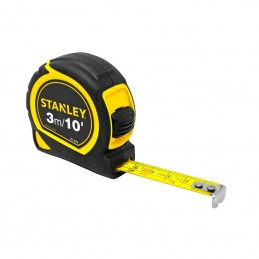 "Flexómetro 3 Metros 10"" Global Plus Stanley 30608 STN30608 STANLEY"