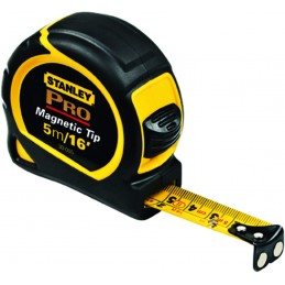 Flexometro Pro Magnetica 5 Metros Stanley 30085 STN30085 STANLEY