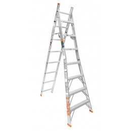 Escaleras de combinación, 5 posiciones, 175 kg Truper 16747 TRUP-16747 TRUPER