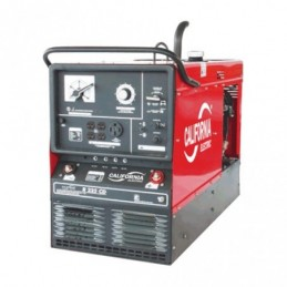 Generador Soldadora 200 Amp 10,000 Watts MUNR225 MUNDIAL