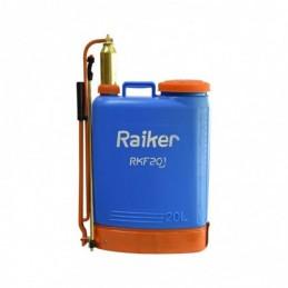 Fumigador Aspersora De Fert Manual Tanque 20 Litros RAK-RKF20J RAIKER