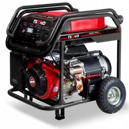 Generador 6,500 Watts 110-220 Volts 13Hp Con Marcha Y Bateria CEN-NIT-G6500E AXTECH