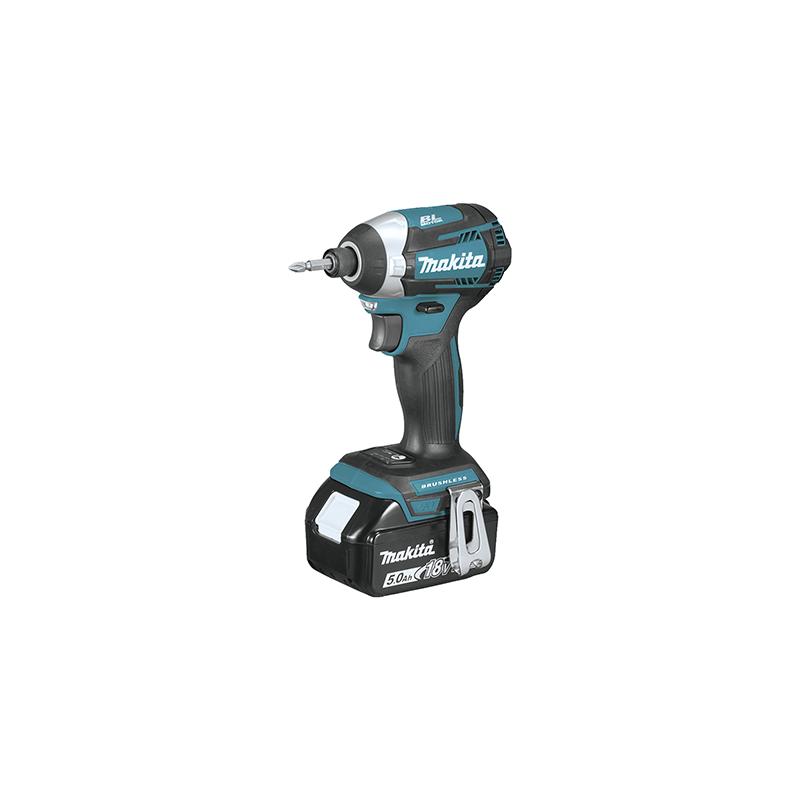 Atornillador Impacto V.V.R.0-3,600 Ipm ,Makita DTD154Z Sin Cargador Ni Bateria MAKDTD154Z MAKITA HERRAMIENTAS
