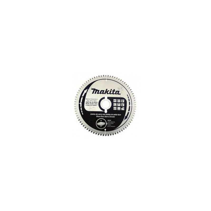"""Sierra Circular Multiproposito 10""""X5/8""""X 100T TCT MAKITA ACCESORIOS D72512 D72512 MAKITA ACCESORIOS"""