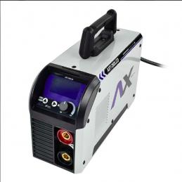 Soldadora Inversora Electrodo Y Tig 200 Amp Lift Bi Voltaje CEN-AXT-P202LCD AXTECH
