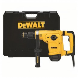 Martillo Demoledor Sds Max 6 Kg Dewalt DWD25810K-B3 DWD25810K-B3 DEWALT